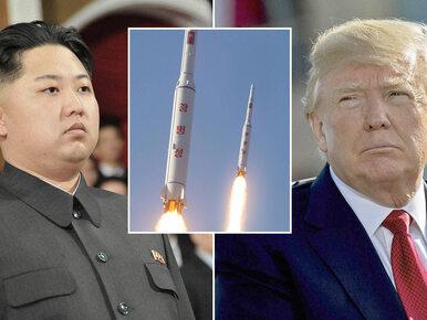 """Korea Płn. oskarża Trumpa o wypowiedzenie wojny. """"Mamy prawo zestrzelić..."""