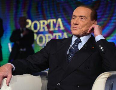 Silvio Berlusconi trafił do szpitala. Partia wydała oświadczenie