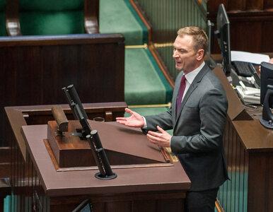 Poseł Sławomir Nitras ukarany obcięciem pensji i zakazem wyjazdu