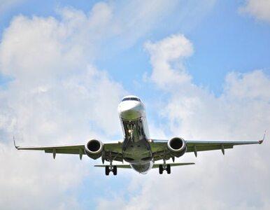 Awaryjne lądowanie w Belfaście. Zapalił się jeden z silników samolotu
