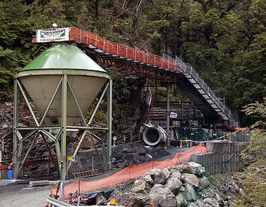 Druga eksplozja. Górnicy z Nowej Zelandii uznani za zmarłych