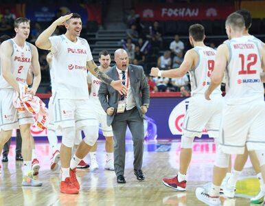 Polska w ćwierćfinale mistrzostw świata! Koszykarzom pomogli Argentyńczycy