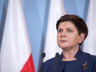 Beata Szydło o proteście w Sejmie: Proszę, by rodzice wrócili do domu