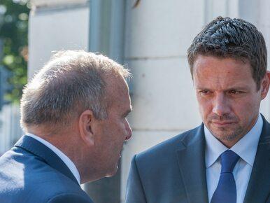 """Jak Trzaskowski zaskoczył szefa PO? """"Schetyna dostał szału"""""""