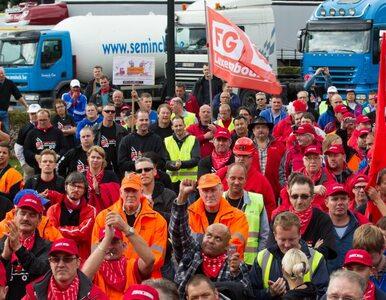 Belgia: protest przeciwko tanim pracownikom z Polski