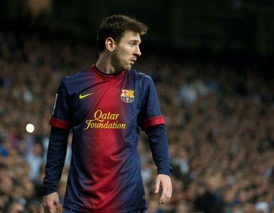 Messi będzie grał charytatywnie