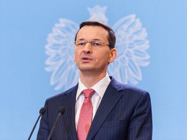 RMF FM: Premier Morawiecki ogłosi kolejne dymisje. Kto straci stanowisko?