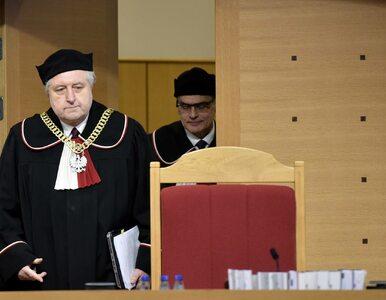 """Nowy pomysł na Trybunał Konstytucyjny. """"PiS rujnuje praworządność w..."""