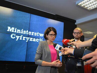 Minister cyfryzacji spotkała się z przedstawicielami Facebooka. Chodzi o...