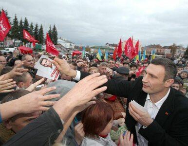 Ukraina wybrała. Opozycja: nam się udało