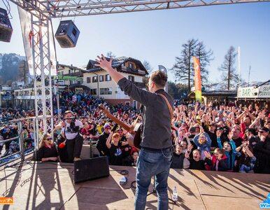 Pojedź na narciarski festiwal na szczycie Alp