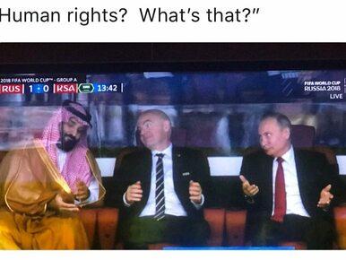 MŚ 2018. Pierwsze memy po meczu Rosji i ceremonii otwarcia