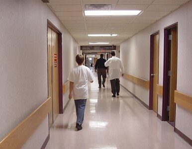 Polski pacjent w szpitalu głoduje