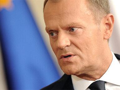 Tusk o egzorcyzmach przed Pałacem Prezydenckim: Trudno zachować powagę