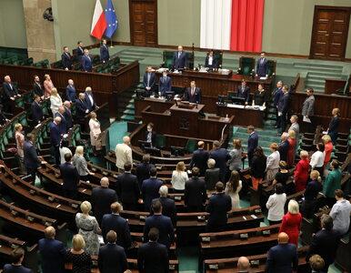 NA ŻYWO: Trwa posiedzenie Sejmu. Dzisiaj głosowanie nad wotum nieufności...
