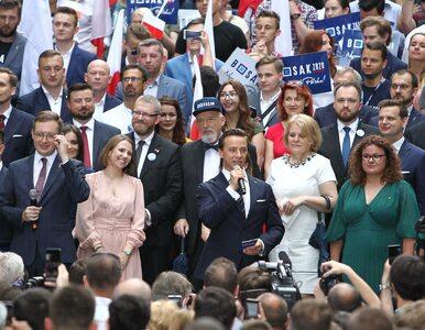 Bosak: Polacy zasługują na kogoś spoza układu, spoza politycznie...