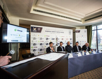 Grupa Energa sponsorem regat Energa Sopot Match Race w prestiżowym cyklu...