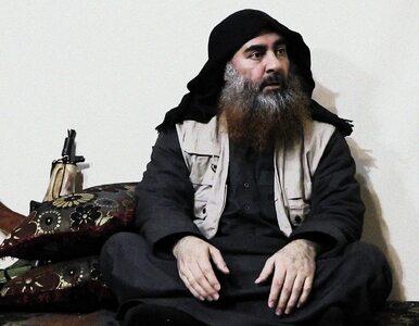 """Zabity przywódca ISIS nazwany """"surowym religijnym uczonym"""". Oburzeni..."""