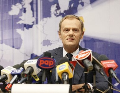 Tusk: PiS-owi nie udało się wyeksportować obciachu