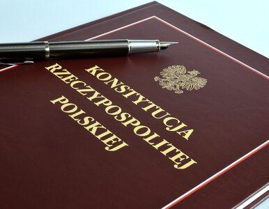 Andrzej Duda chce referendum w sprawie zmiany konstytucji. Prezydent...