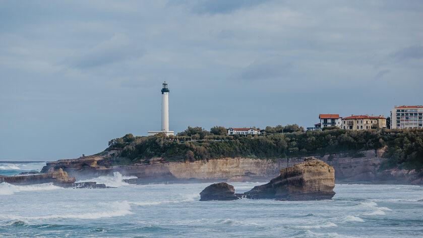 Wybrzeże Biarritz