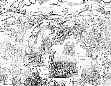 Zapomniane zwycięstwo polskiej kawalerii. W tej bitwie Polacy rozbili 3...
