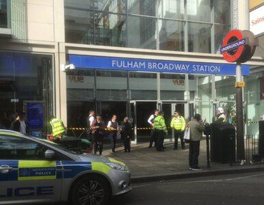 Londyn: Ewakuowano centrum handlowe i stację metra