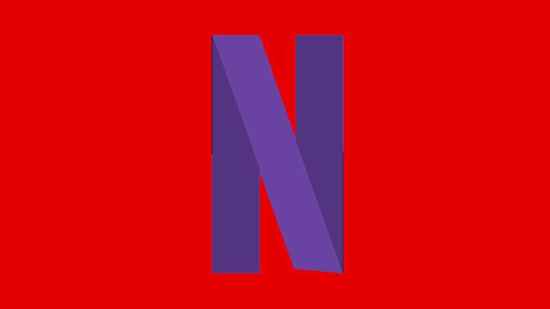 Fioletowe logo Netfliksa po promocji w Play