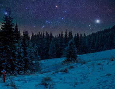 Warszawscy astronomowie odkryli dwie nowe planety swobodne