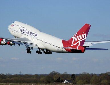 """Samolot pasażerski przekroczył prędkość dźwięku. """"Nigdy wcześniej czegoś..."""