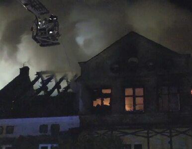 Pożar domu na Mazurach. 3 ofiary śmiertelne, w tym dwoje dzieci