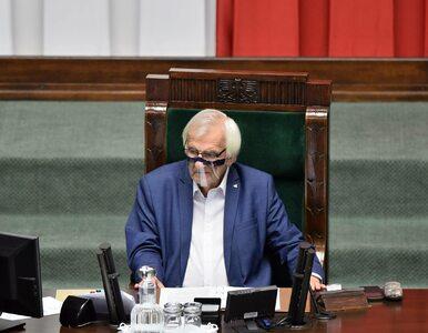 Dodatkowe posiedzenie Sejmu. Terlecki ogłosił termin