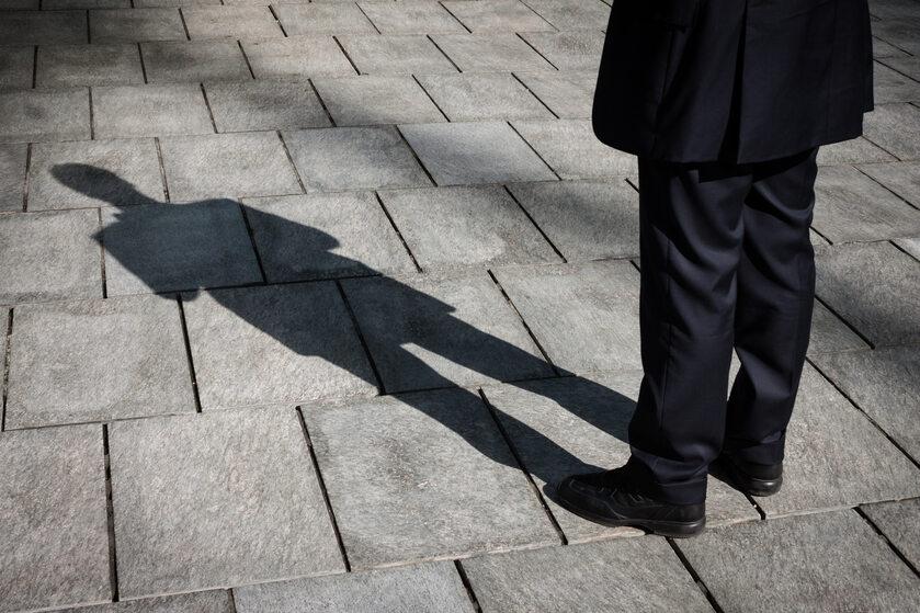Mężczyzna (zdjęcie  ilustracyjne)