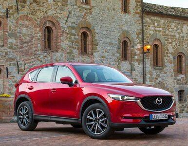 Bestseller po zmianach. Unowocześniona Mazda CX-5