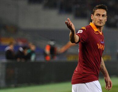 Totti: tylko Messi jest ode mnie lepszy