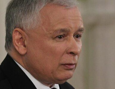 Kaczyński: ataki na krzyż to początek