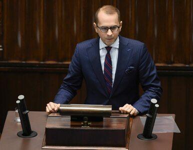 Zwrot w sprawie głośnych obrad Sejmu w Sali Kolumnowej. PO chce dymisji...
