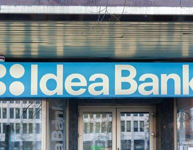 """Idea Bank z gigantyczną stratą. """"Za nami najtrudniejszy rok w historii"""""""