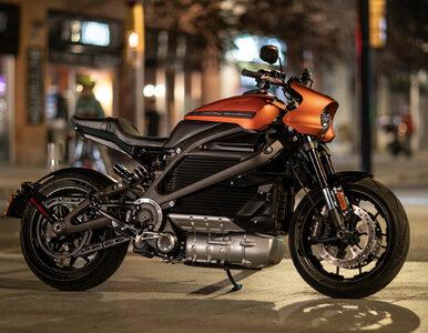 Harley-Davidson LiveWire - można zamawiać