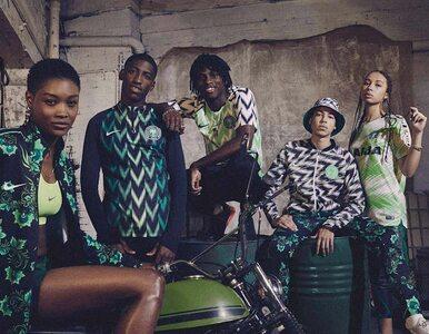 Belgijskie przypominają swetry od babci, nigeryjskie wyprzedały się na...