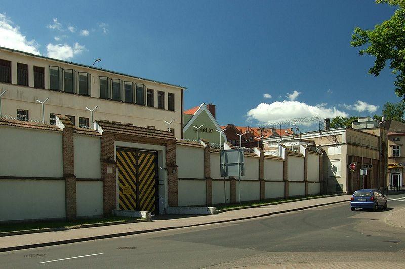 Zakład karny w Malborku