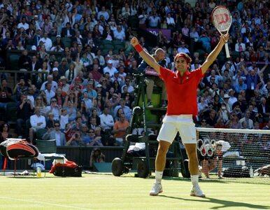 Najpierw Wimbledon, teraz Wimblympics? Federer idzie po złoto