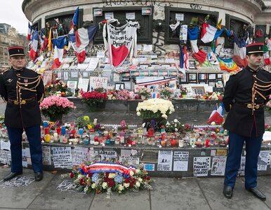 Zamachy w Paryżu. Służby miały wskazówki dot. terrorystów