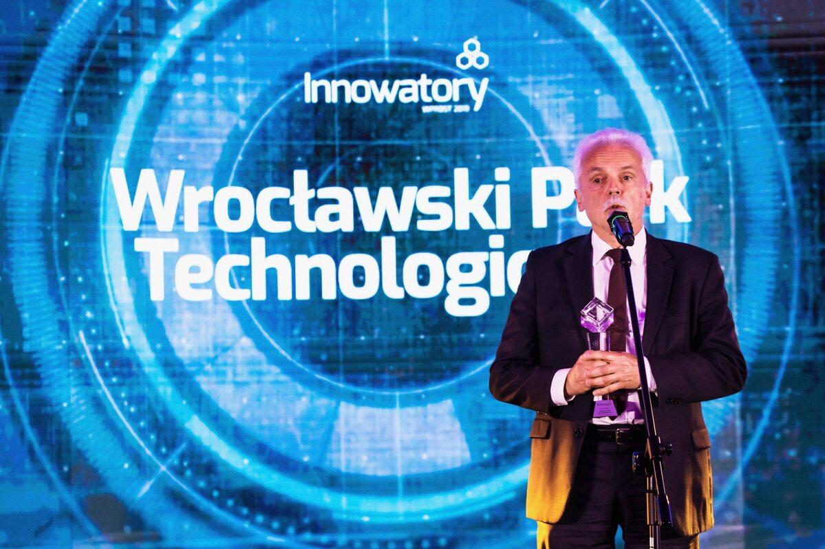 Stanisław Huskowski Stanisław Huskowski – wiceprezes Wrocławskiego Parku Technologicznego S.A.