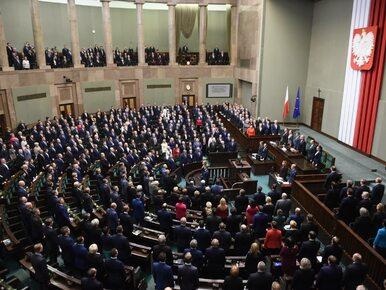 Terlecki zapowiada nadzwyczajne posiedzeniu Sejmu