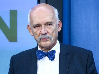 """""""Fakt"""": Korwin-Mikke nie może być członkiem własnej partii, która z..."""