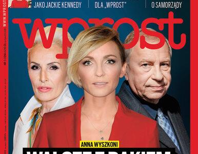 Walka z rakiem, wojna o samorządy i kombinacje Kijowskiego. O czym...
