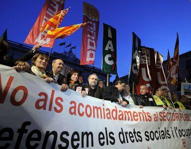 Źle w Hiszpanii. Oszczędności rządu ostro hamują gospodarkę