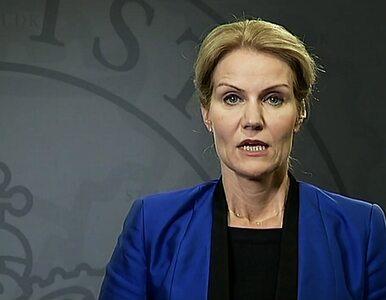 Premier Danii: pokażemy światu, że to nie będzie akceptowane