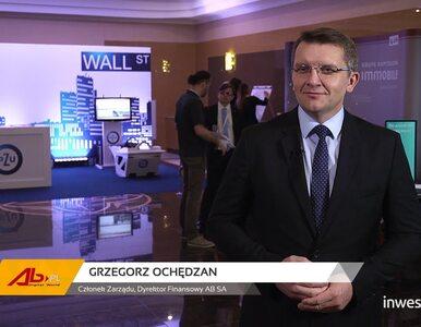 AB SA, Grzegorz Ochędzan - Członek Zarządu, #119 PREZENTACJE WYNIKÓW